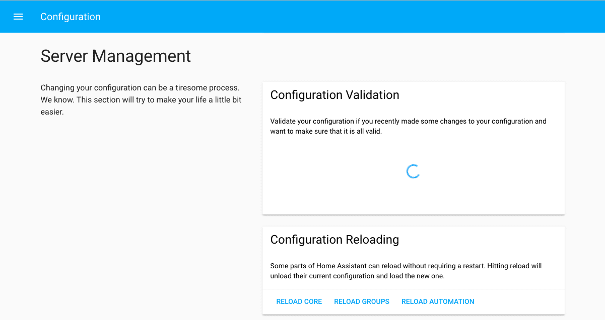 Home Assistant Lovelace Card Height