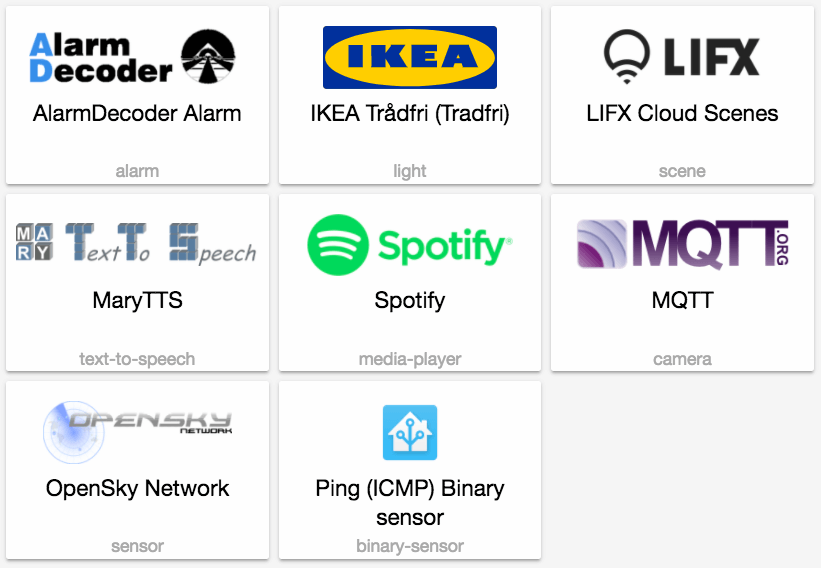 Home Assistant 0 43: IKEA Trådfri, Spotify and our iOS app is live