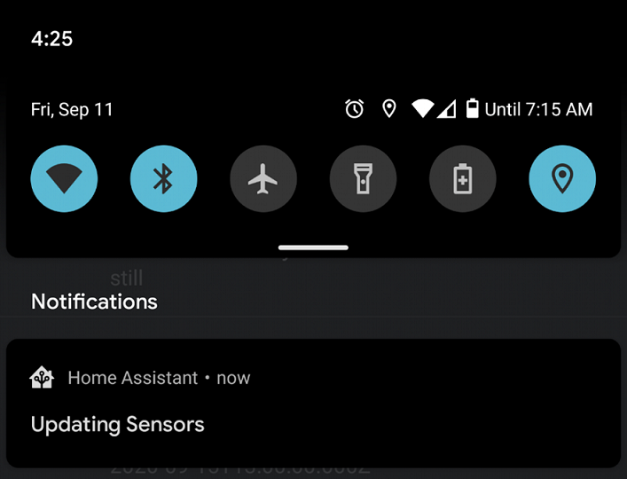 Home Assistant Companion Android App Release 2.4.0