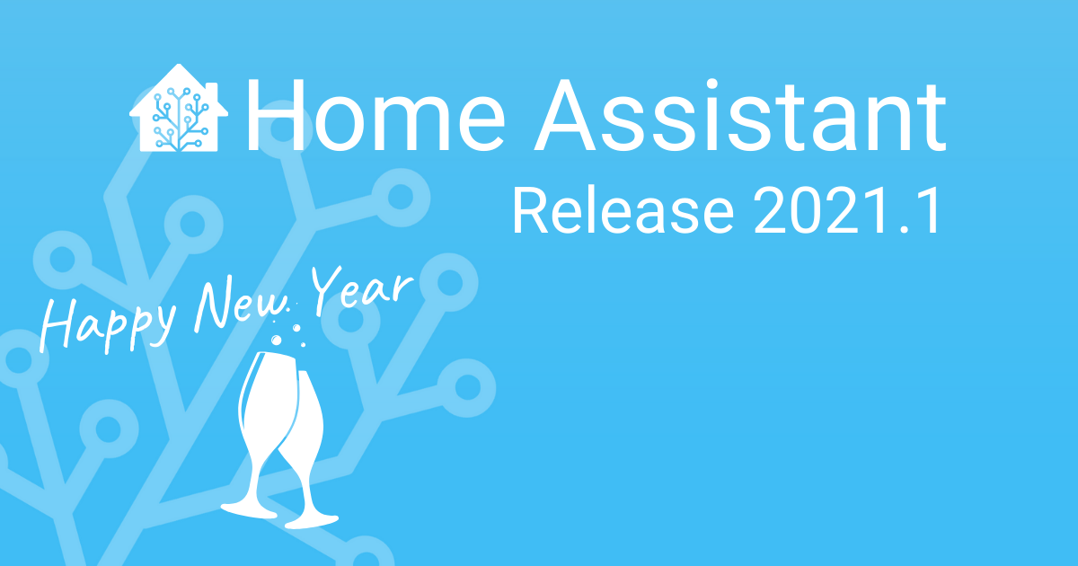 2021.1: ¡Feliz año nuevo!  – Asistente de hogar