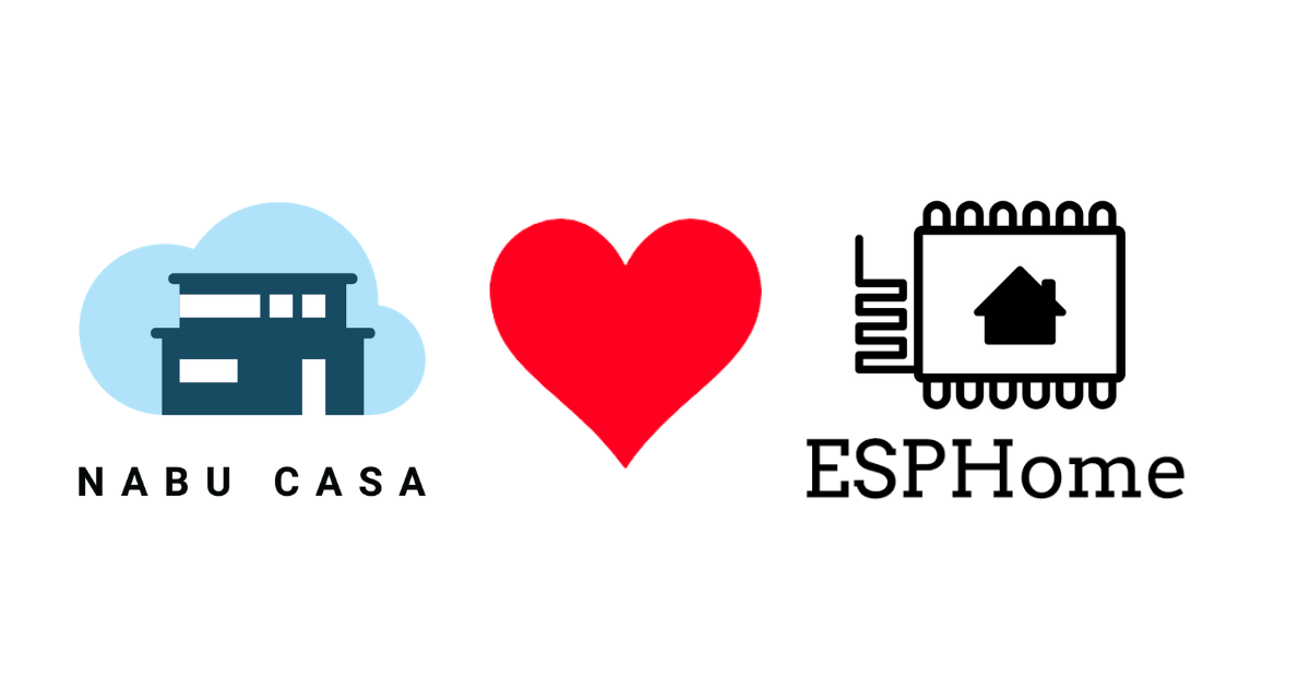 Nabu Casa has acquired ESPHome