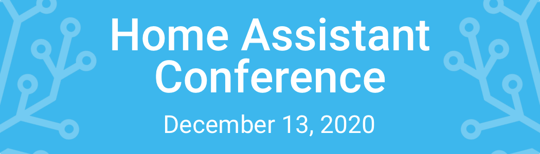 Home Assistant Conference header
