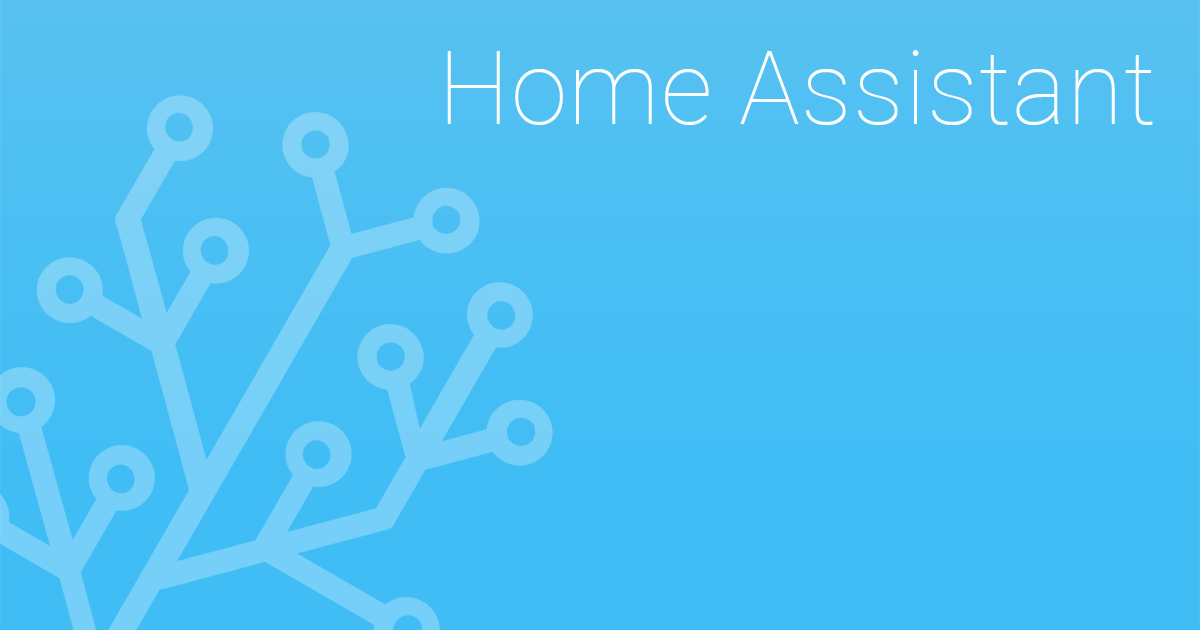 Home Assistant WebSocket API