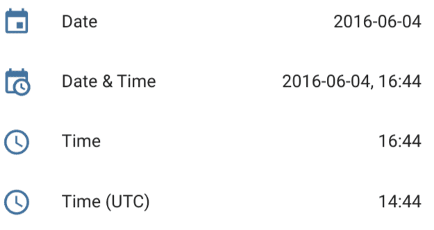 Time & Date - Home Assistant
